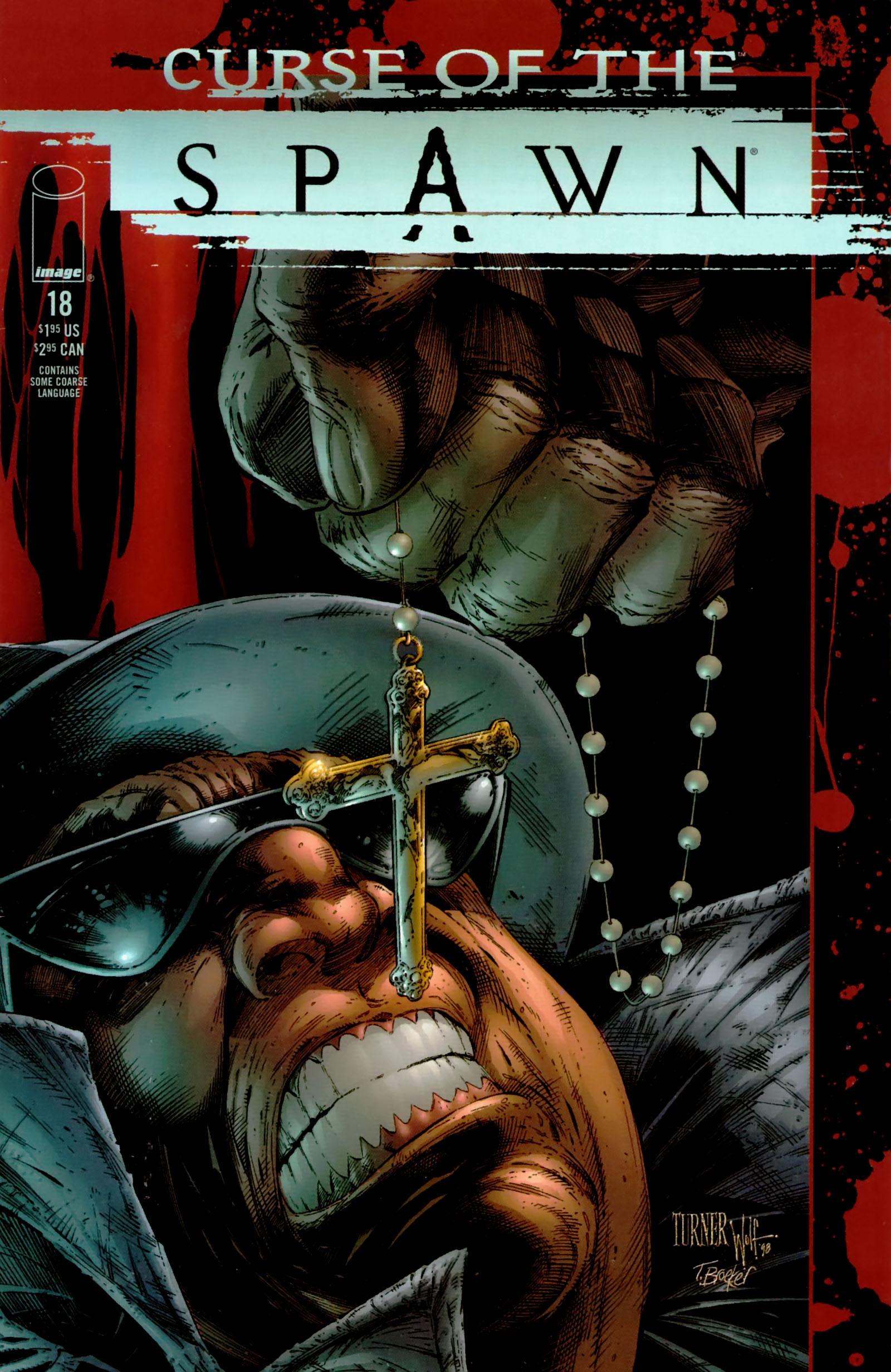 Curse Of The Spawn #19 Image Comics