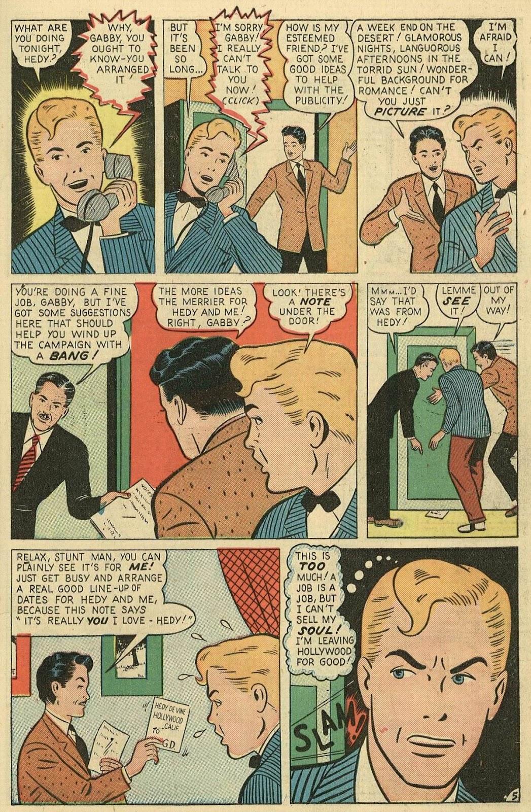 Read online Gay Comics comic -  Issue #34 - 7