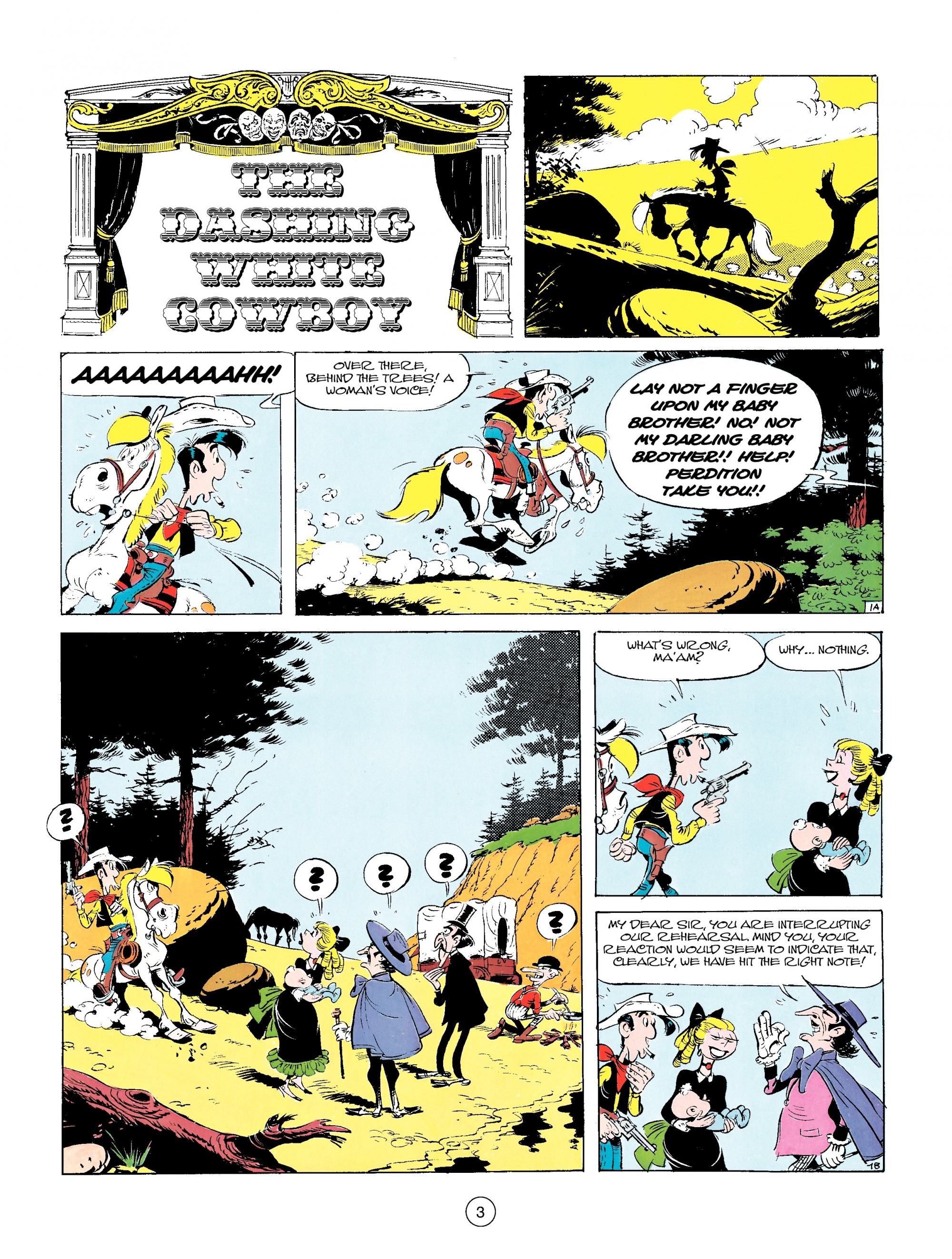 Read online A Lucky Luke Adventure comic -  Issue #14 - 3