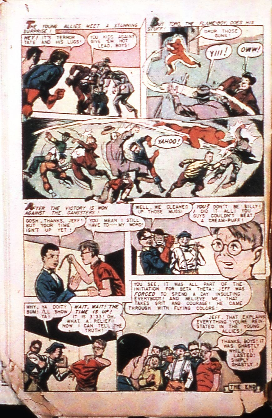 Marvel Mystery Comics (1939) issue 75 - Page 43