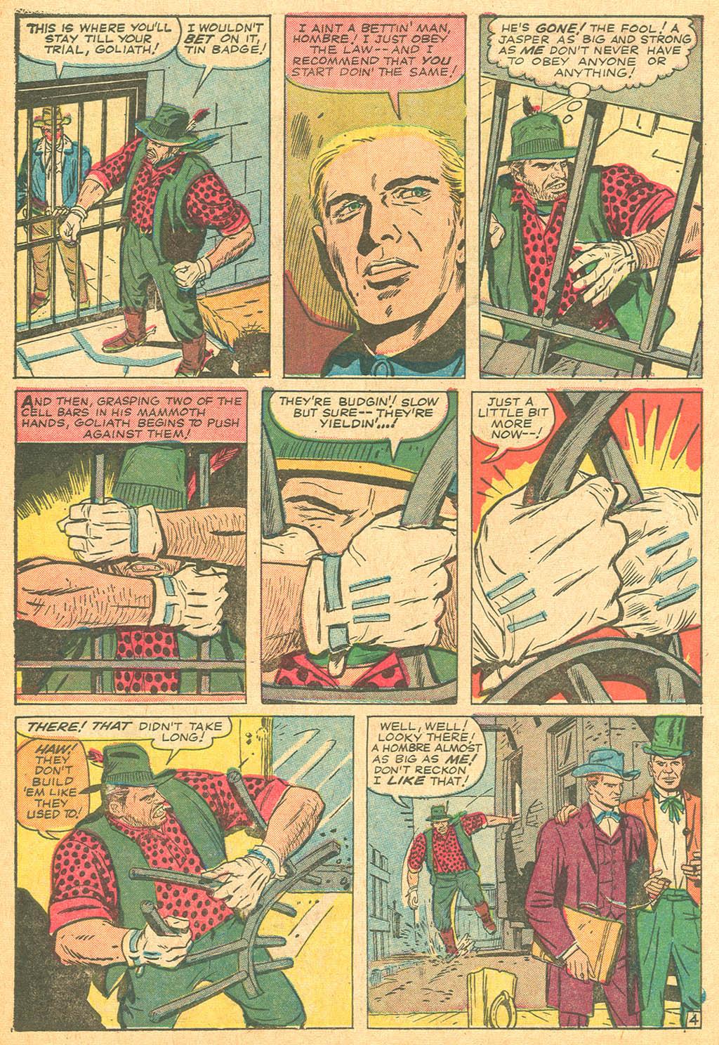 Read online Two-Gun Kid comic -  Issue #69 - 6