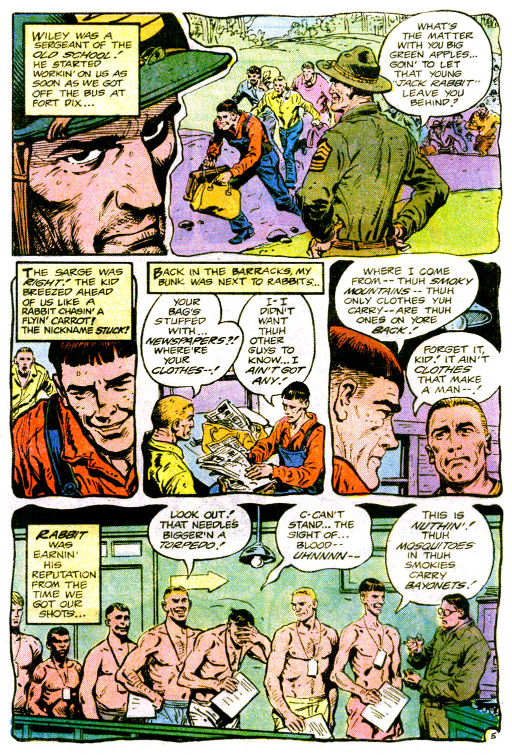 Sgt. Rock issue 366 - Page 8