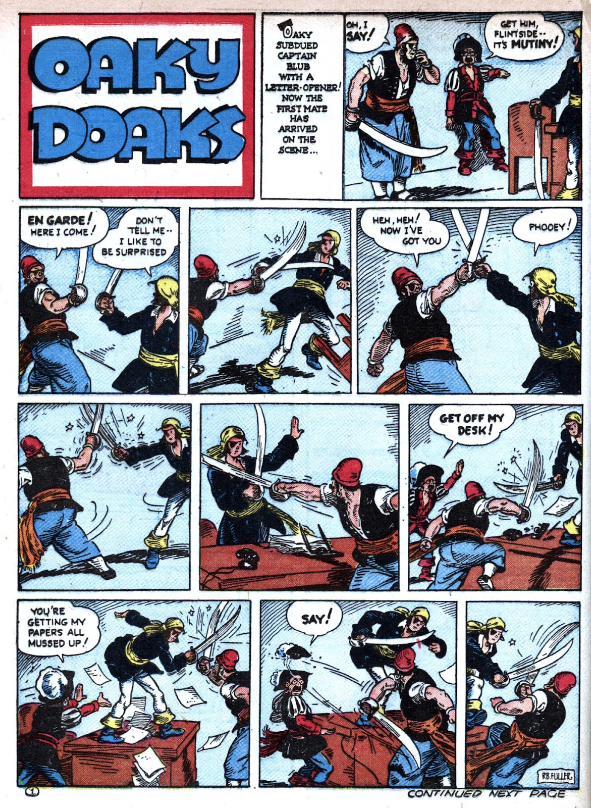 Read online Famous Funnies comic -  Issue #79 - 38