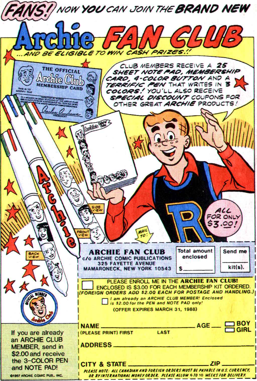 Read online Archie (1960) comic -  Issue #355 - 18