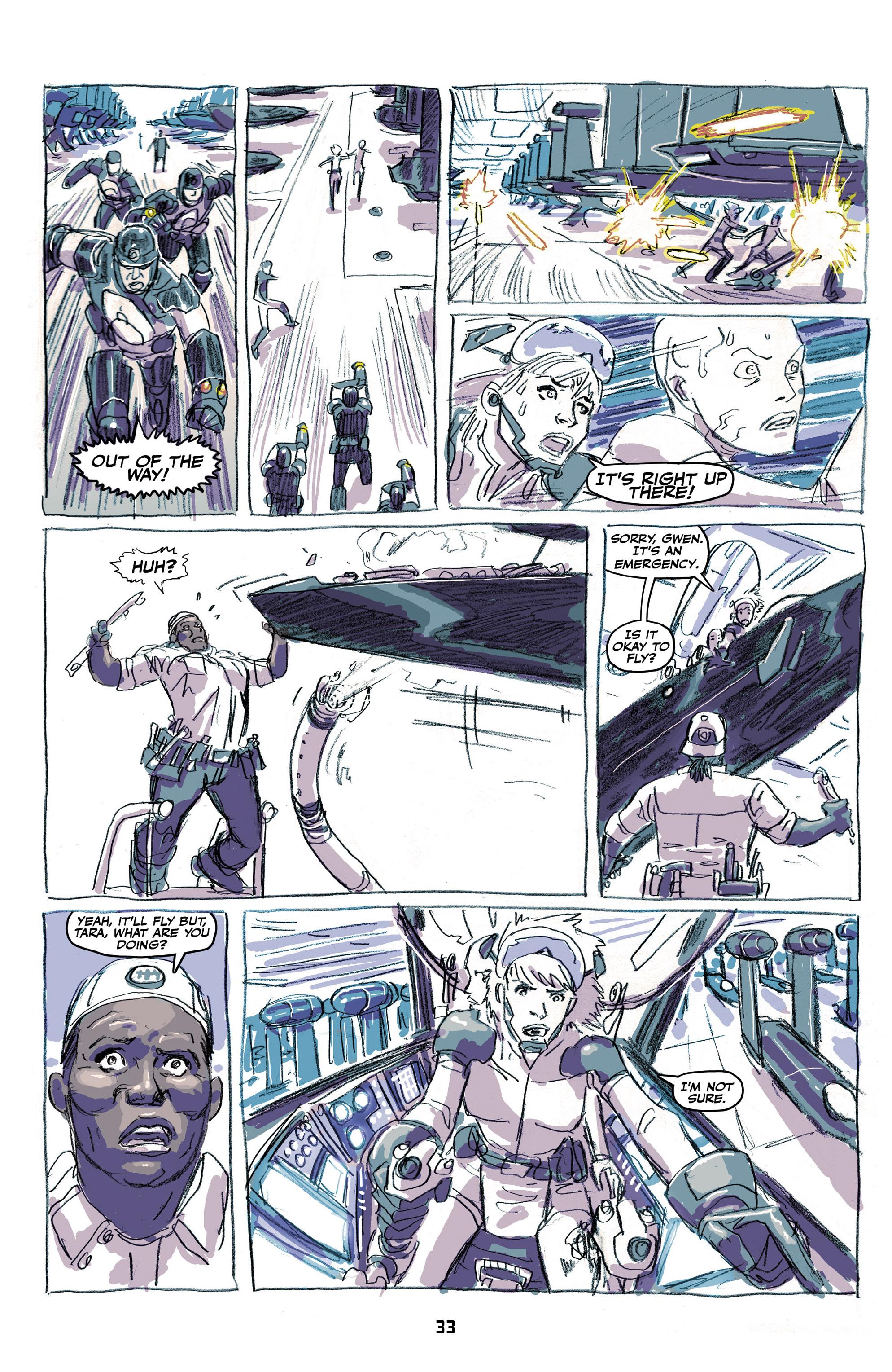 Read online Paklis comic -  Issue #1 - 34