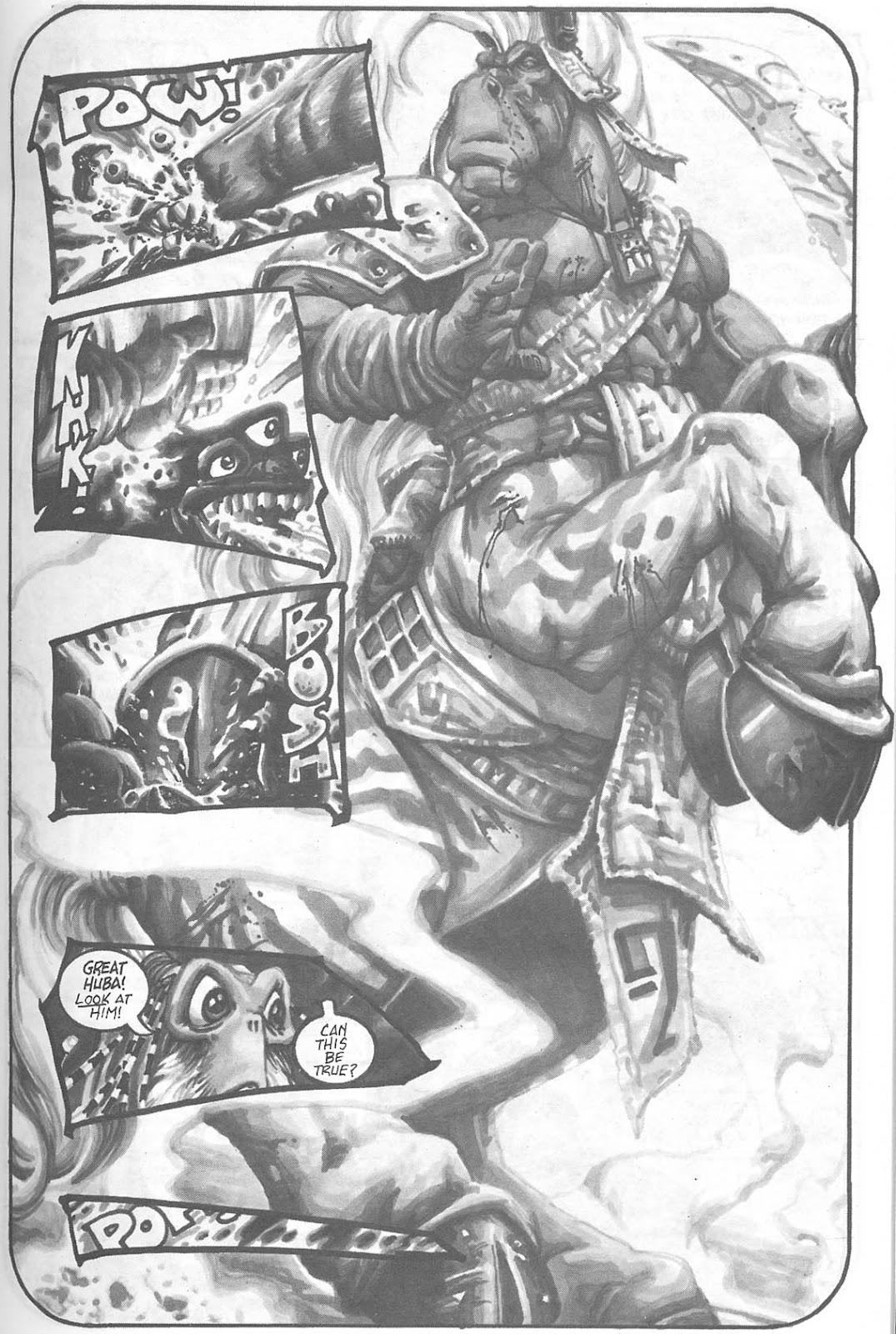 Read online Animal Mystic comic -  Issue #4 - 22
