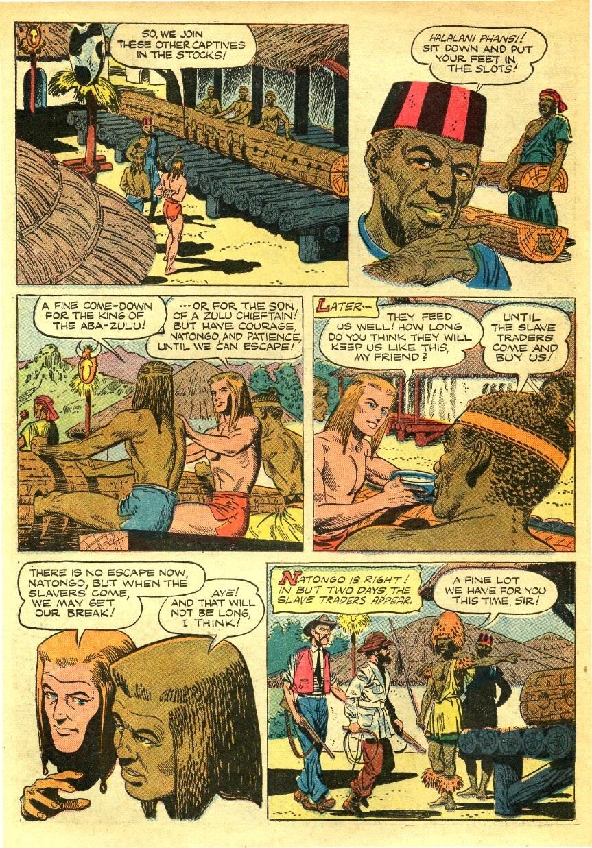 Tarzan (1948) issue 56 - Page 46