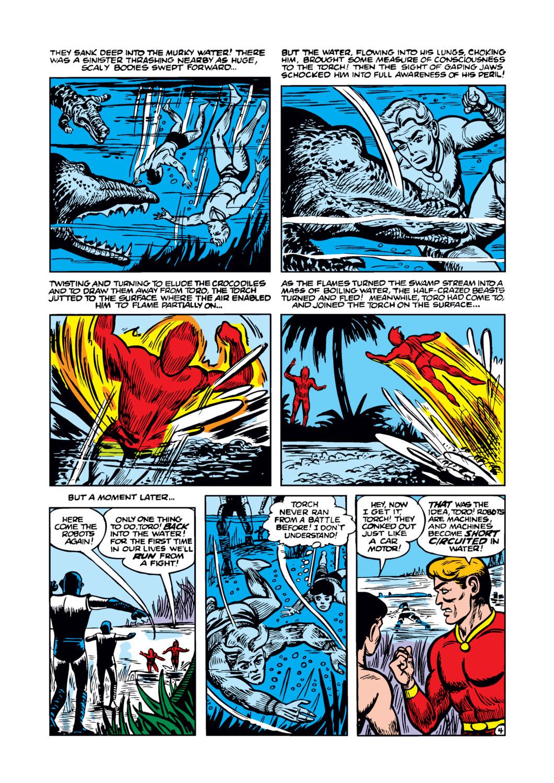 Captain America Comics 76 Page 17