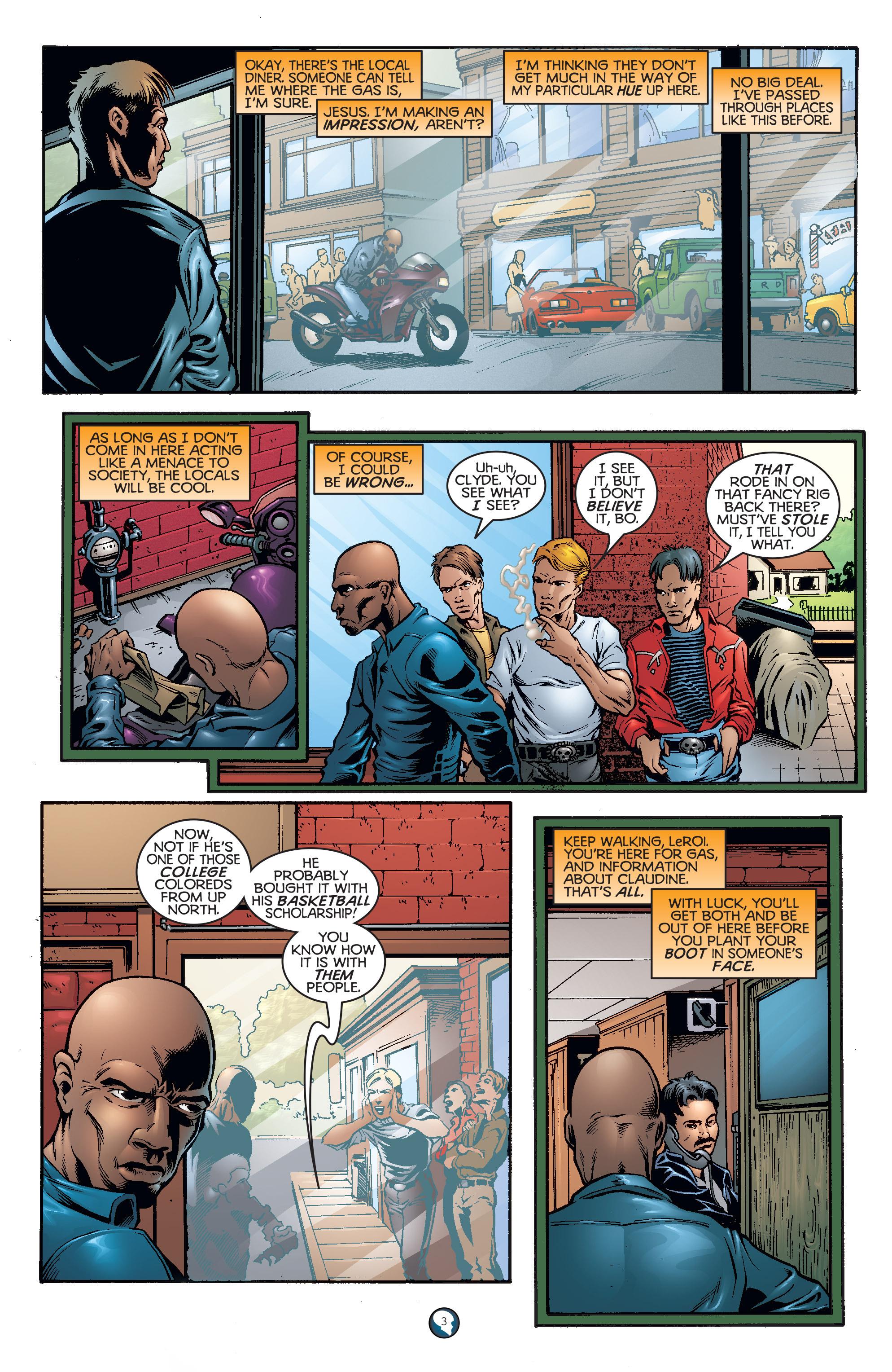 Read online Shadowman (1997) comic -  Issue #19 - 4