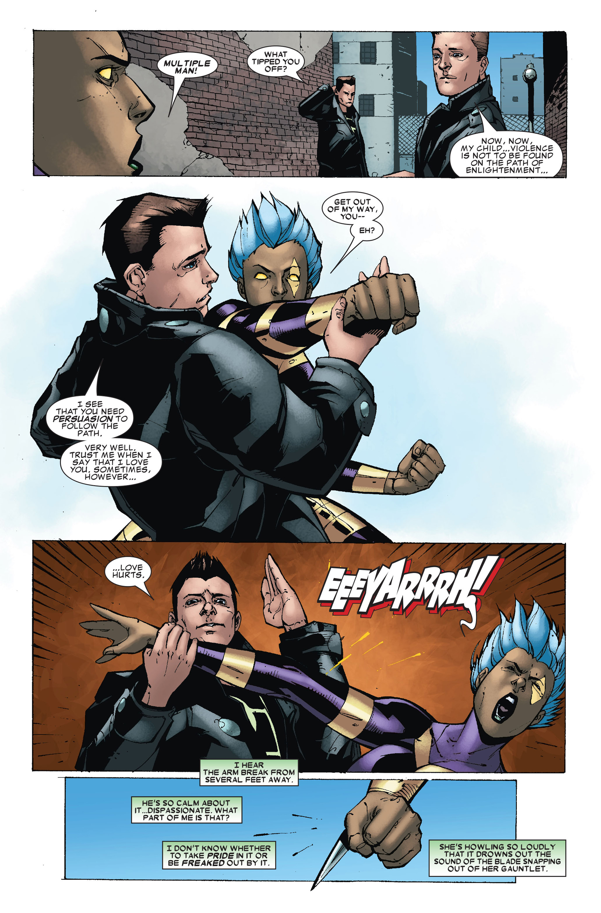 Read online X-Factor (2006) comic -  Issue #18 - 21