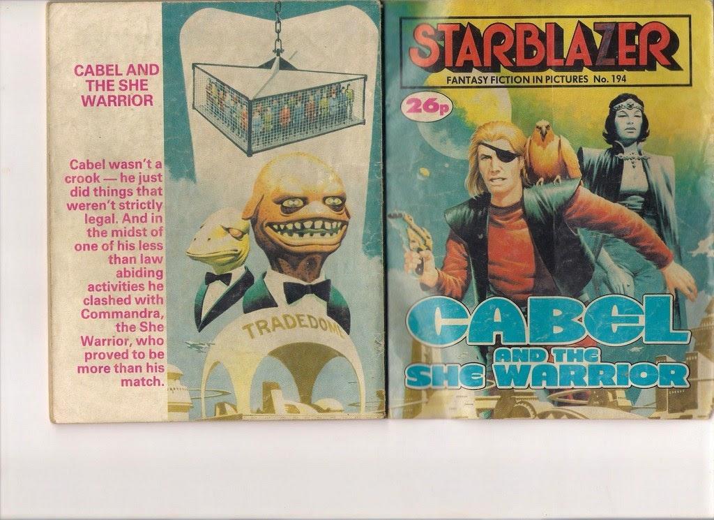 Starblazer issue 194 - Page 1