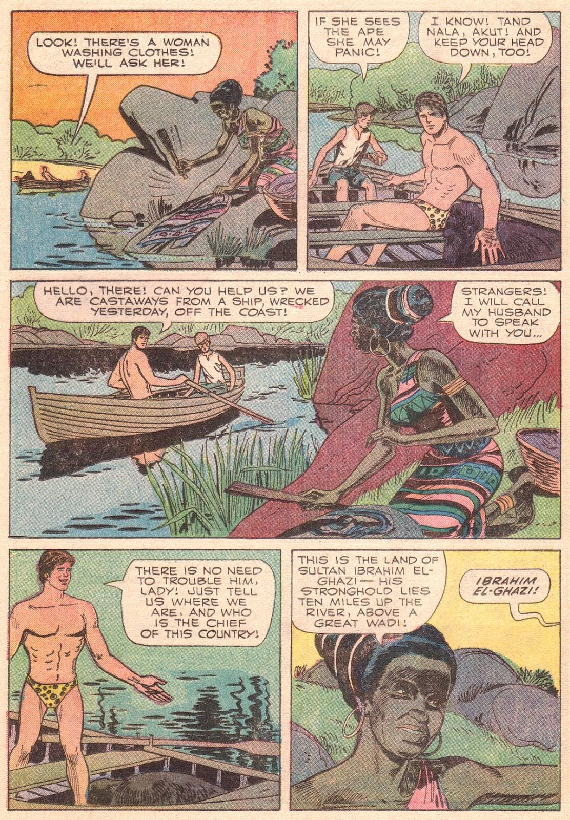 Korak, Son of Tarzan (1964) issue 35 - Page 12