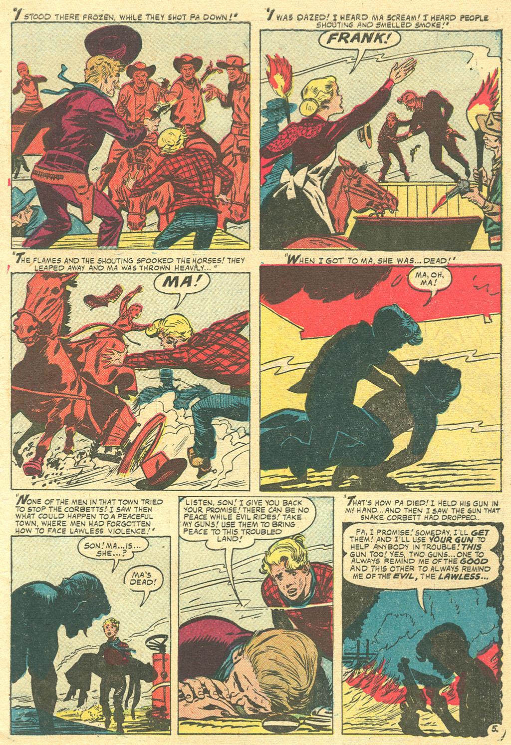Read online Two-Gun Kid comic -  Issue #36 - 7
