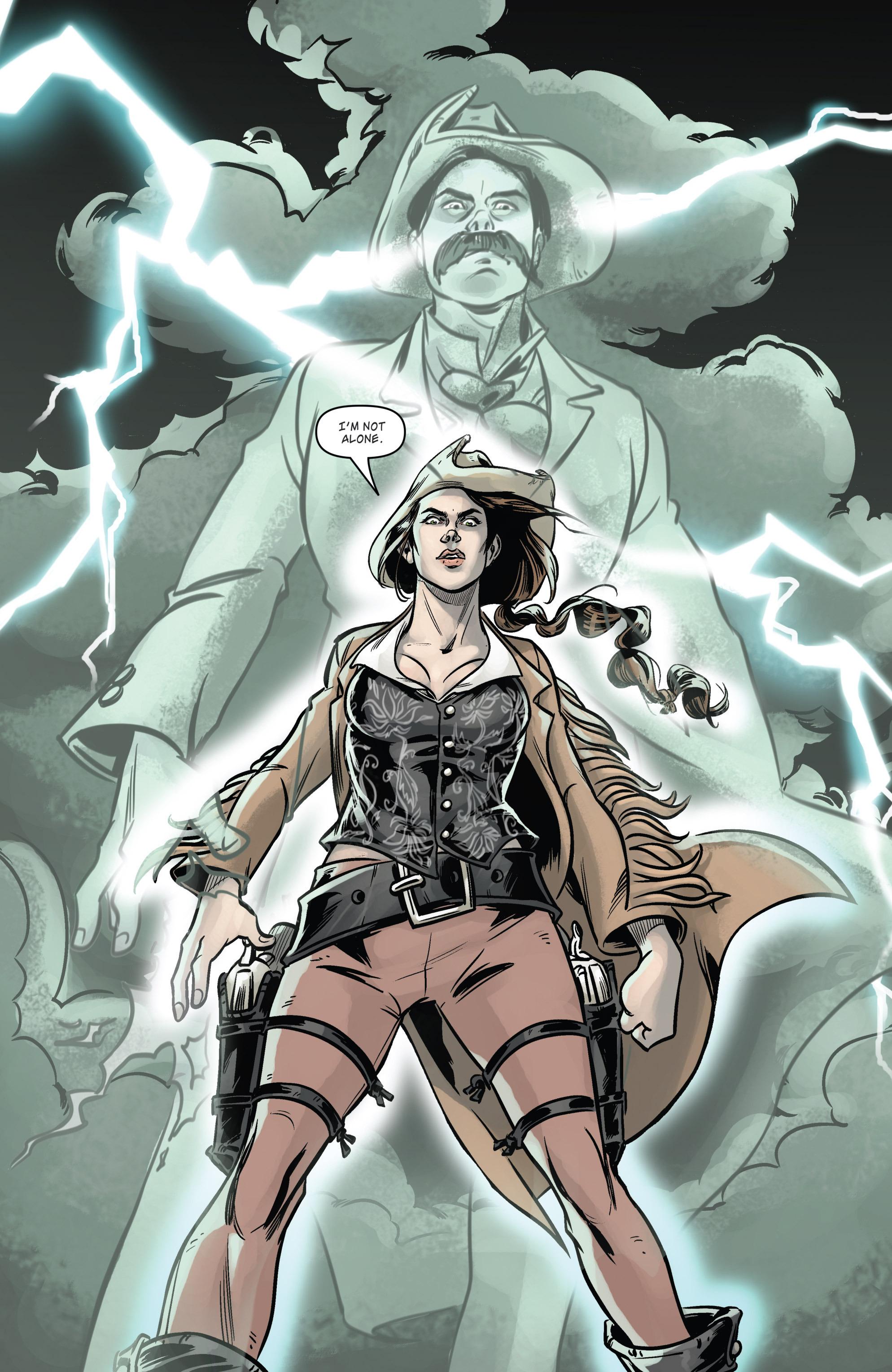 Read online Wynonna Earp (2016) comic -  Issue #6 - 17