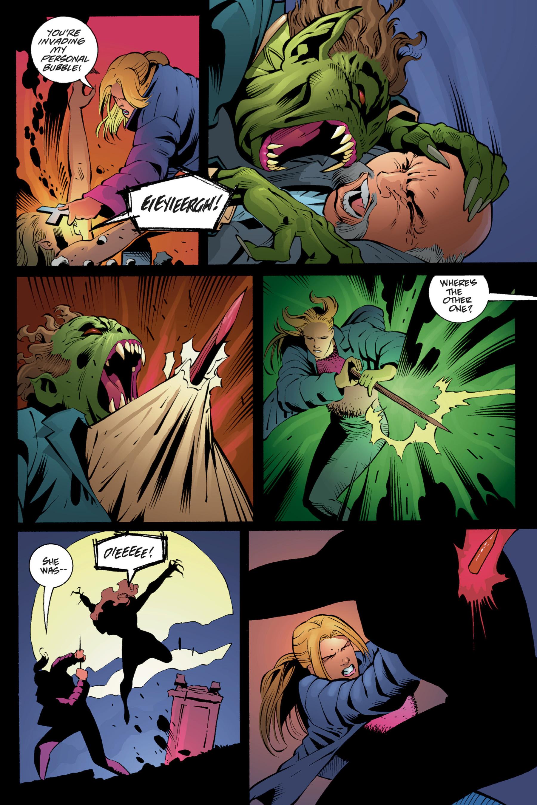 Read online Buffy the Vampire Slayer: Omnibus comic -  Issue # TPB 1 - 57