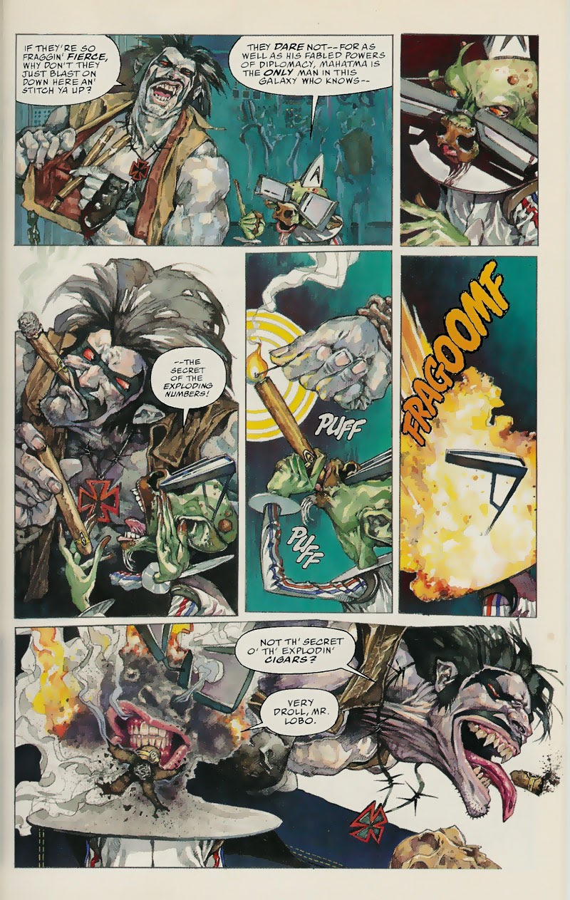 Lobo: Fragtastic Voyage issue Full - Page 6