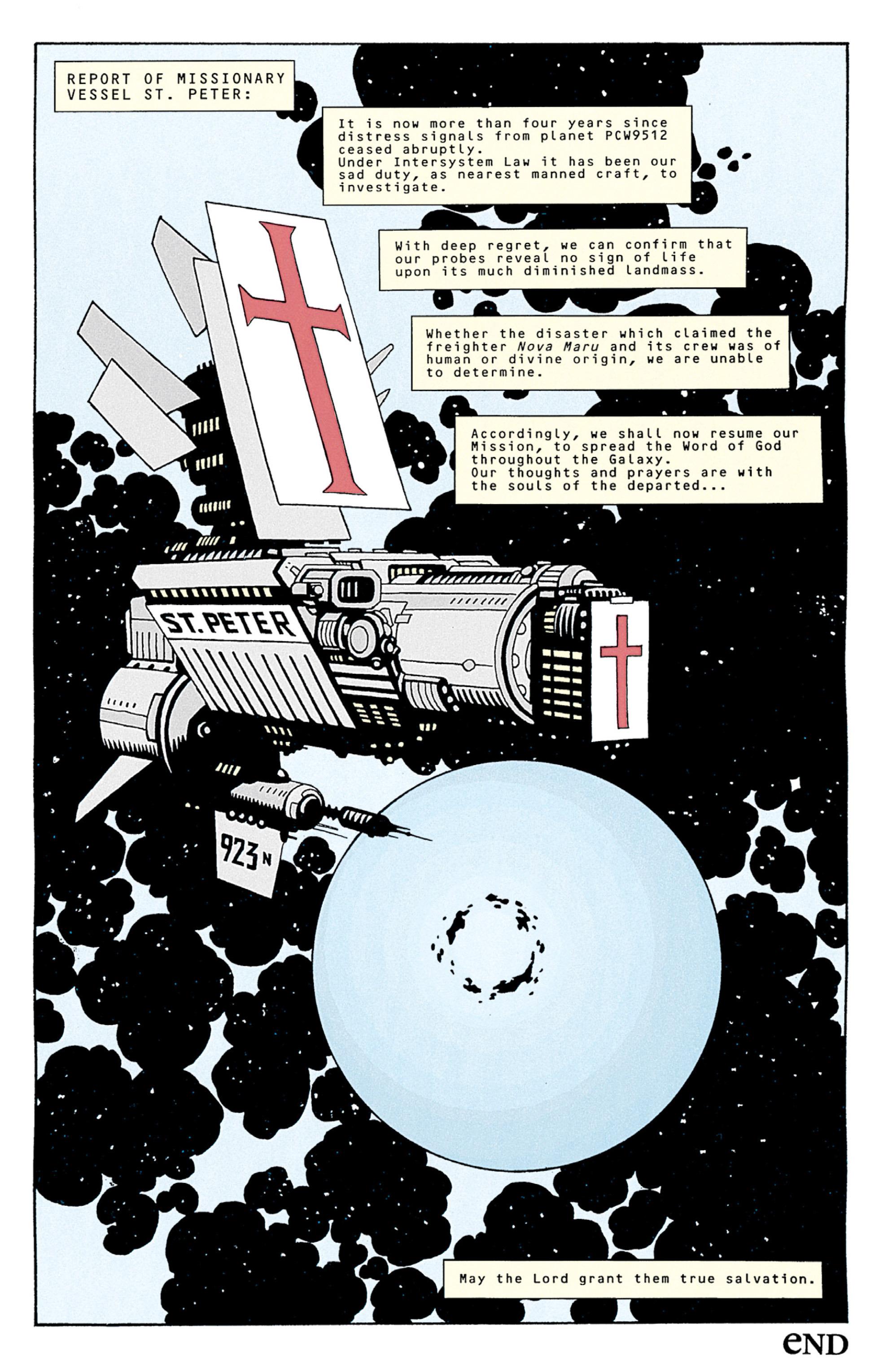 Read online Aliens: Salvation comic -  Issue # TPB - 54