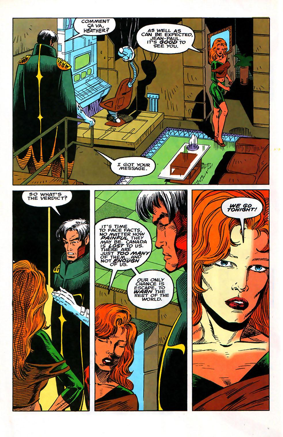 Alpha Flight (1983) issue 128 - Page 7