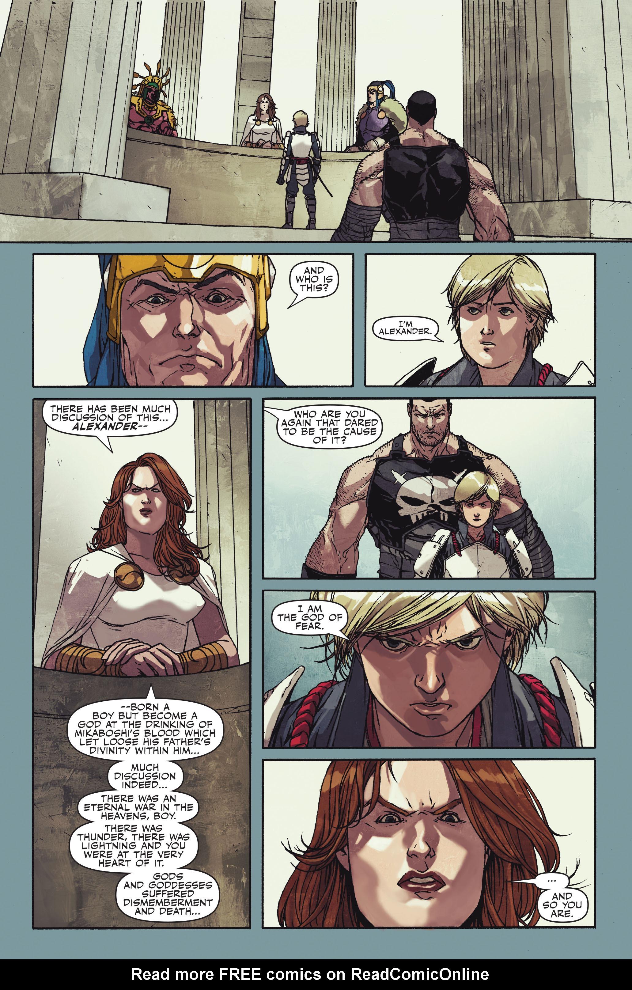Read online Secret Warriors comic -  Issue #10 - 23