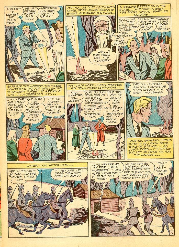 Read online Adventure Comics (1938) comic -  Issue #91 - 24