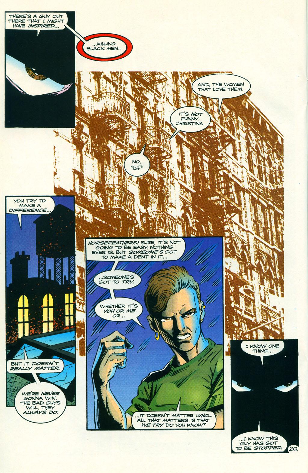 Read online ShadowHawk comic -  Issue #5 - 26