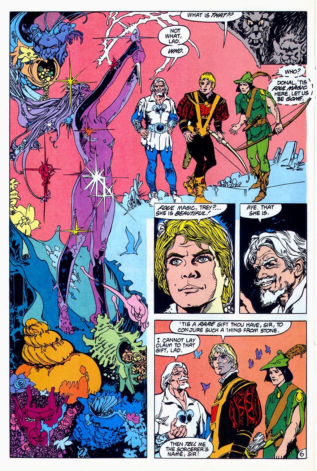 Read online Amethyst (1987) comic -  Issue #1 - 7