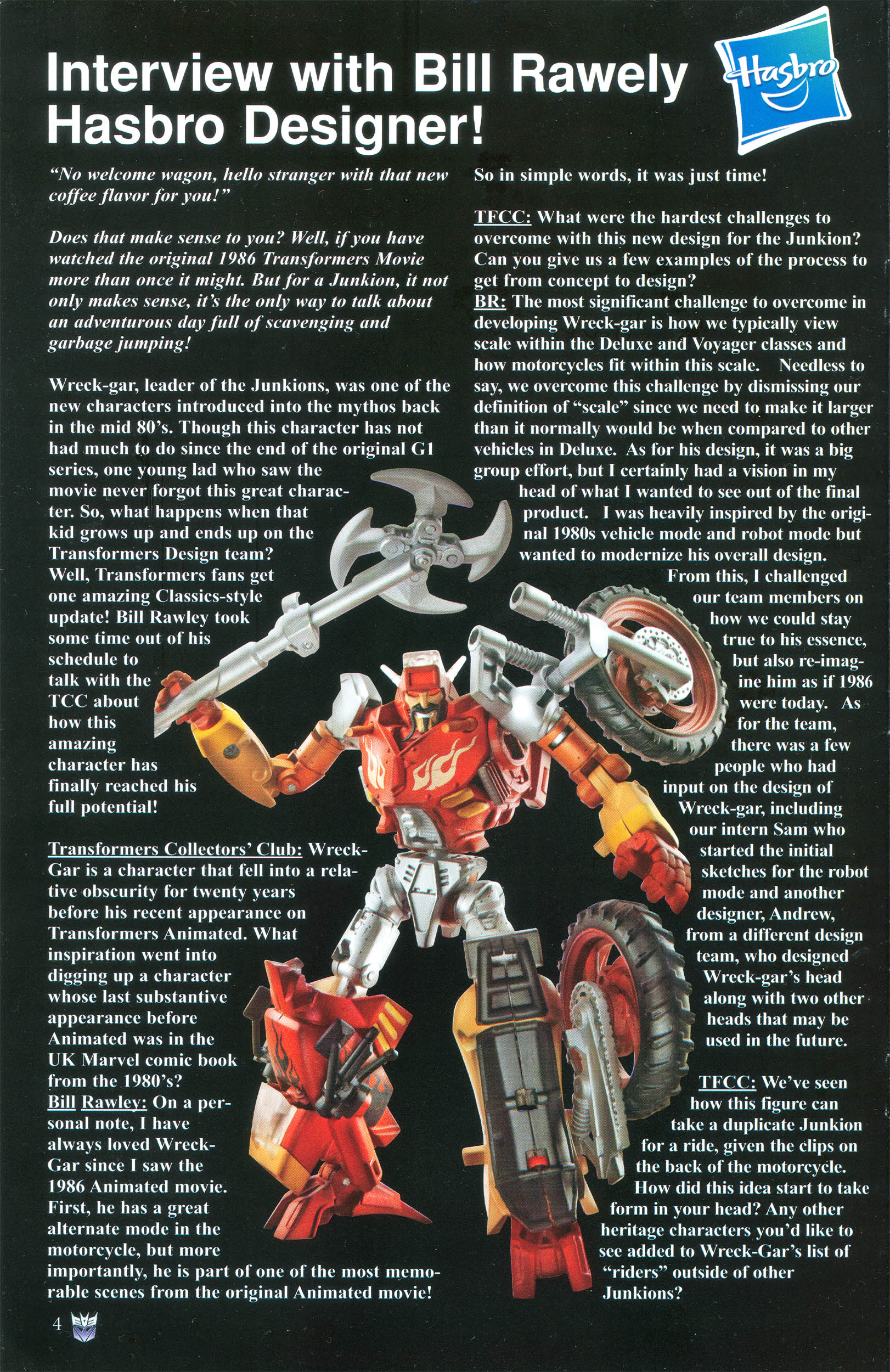 Read online Transformers: Collectors' Club comic -  Issue #37 - 4