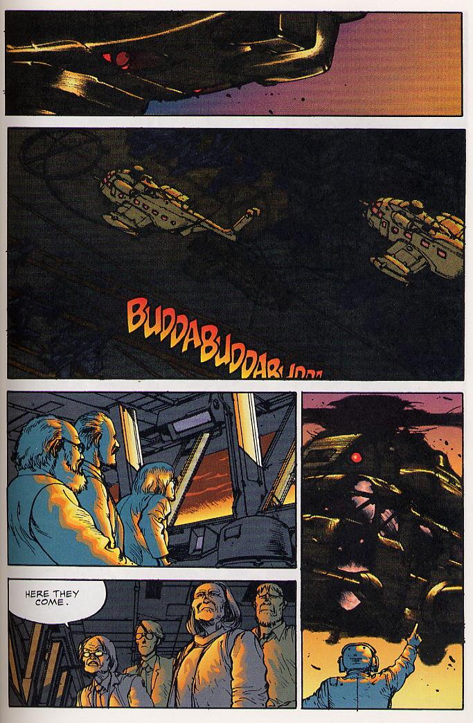 Read online Akira comic -  Issue #26 - 36