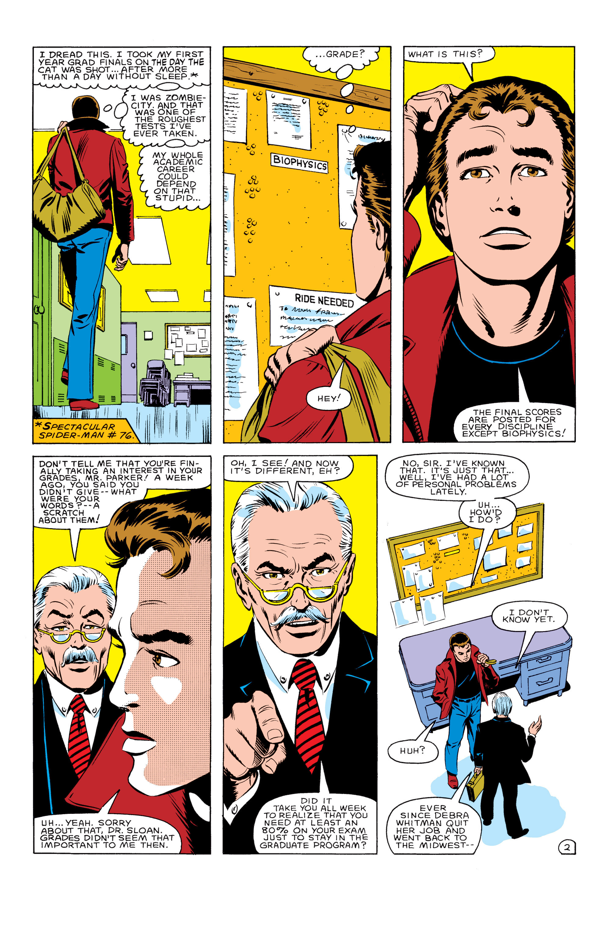 The Amazing Spider-Man (1963) 242 Page 2