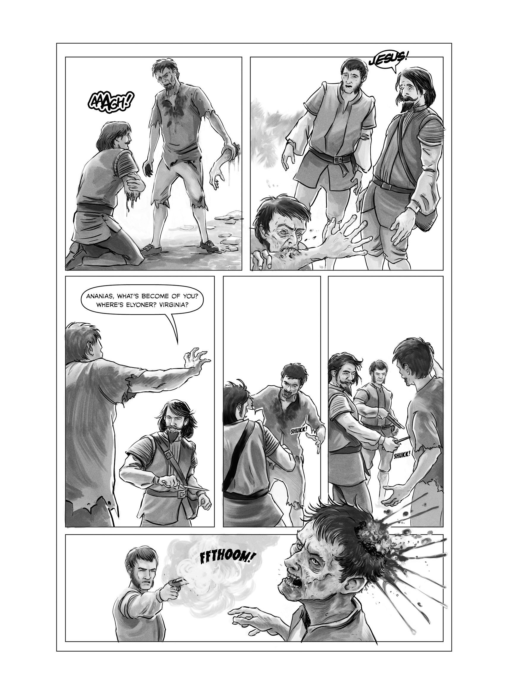 Read online FUBAR comic -  Issue #3 - 26