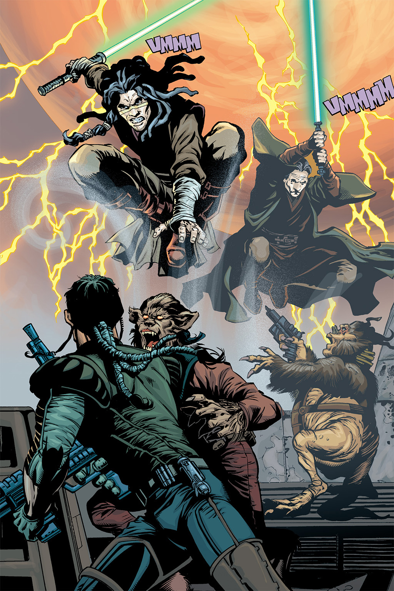 Read online Star Wars Omnibus comic -  Issue # Vol. 15 - 210