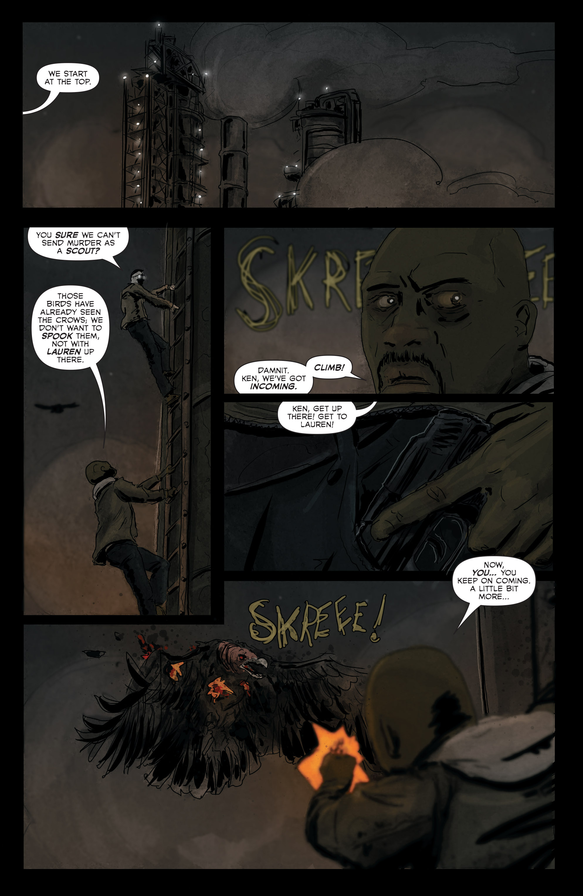 Read online Hoax Hunters (2012) comic -  Issue # TPB 3 - 42