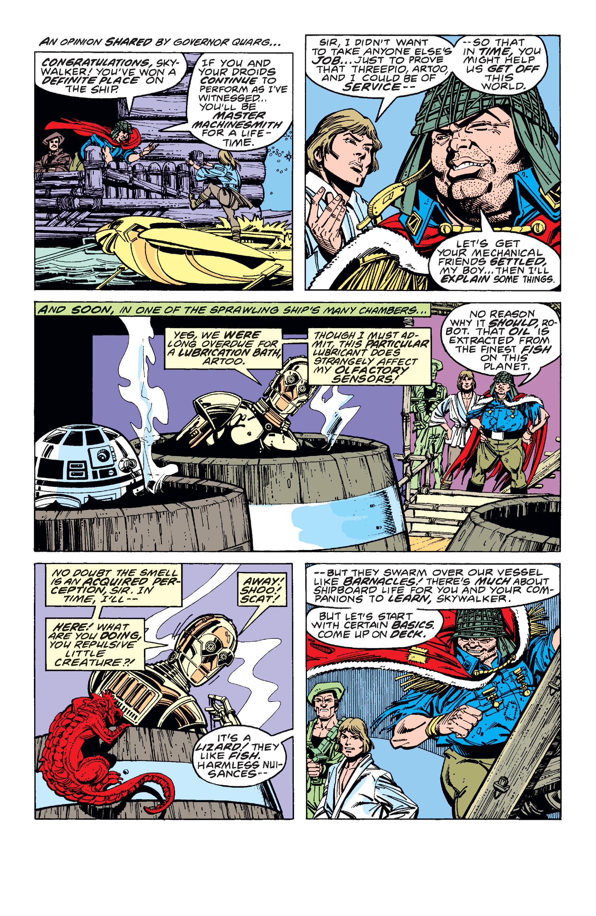 Read online Star Wars Omnibus comic -  Issue # Vol. 13 - 230