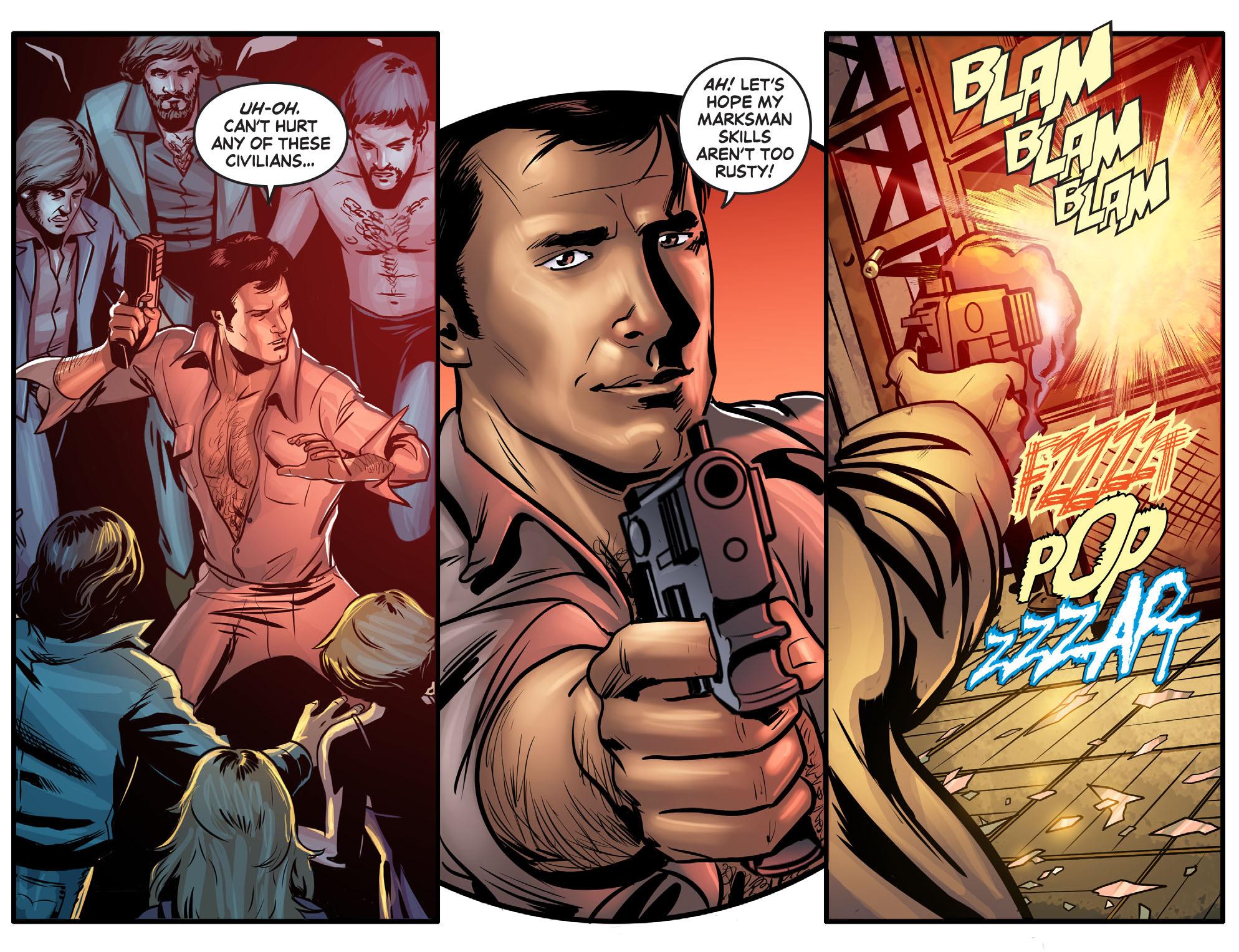 Read online Wonder Woman '77 [I] comic -  Issue #3 - 12
