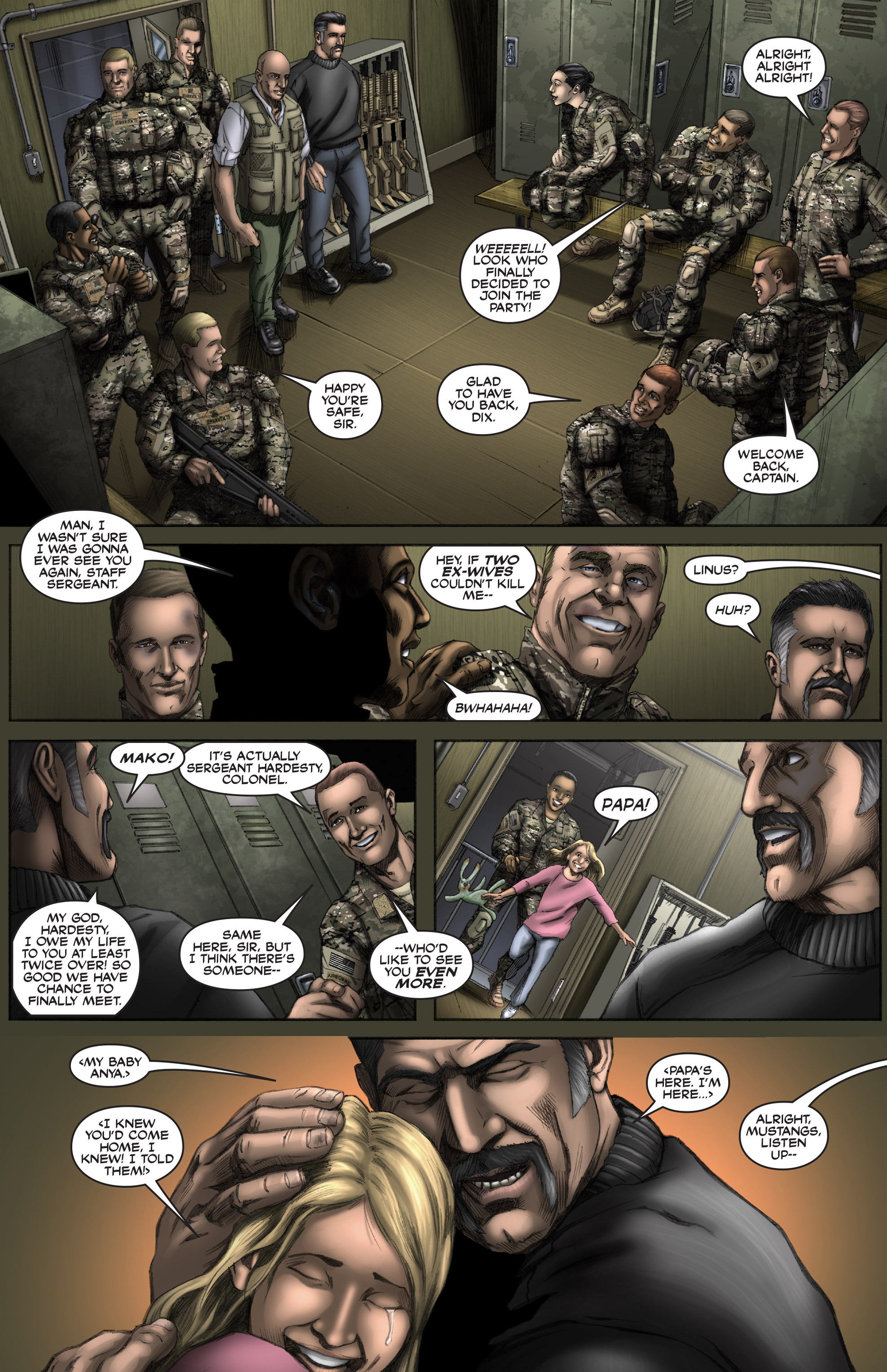 Read online America's Army comic -  Issue #12 - 3