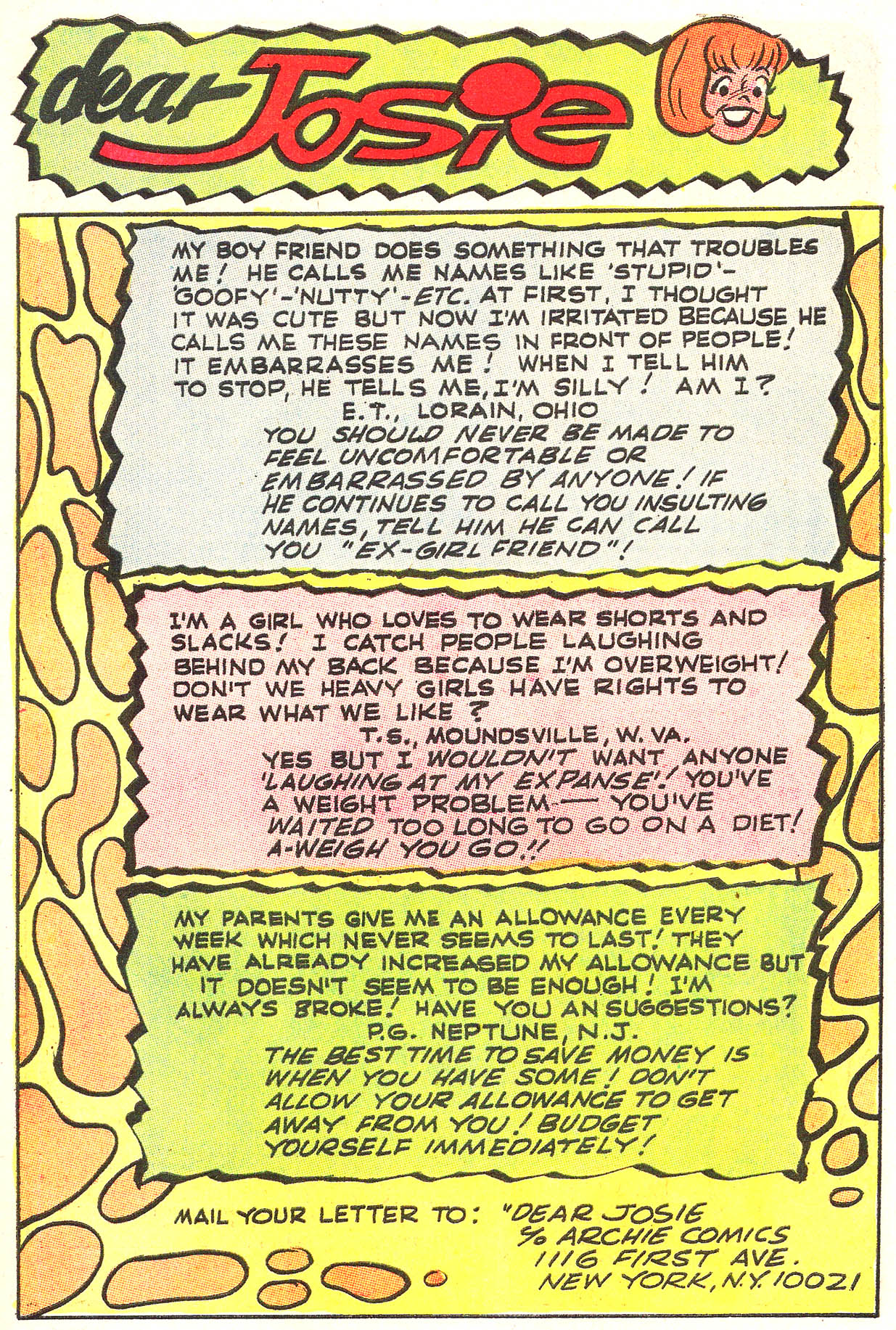 Read online She's Josie comic -  Issue #41 - 27