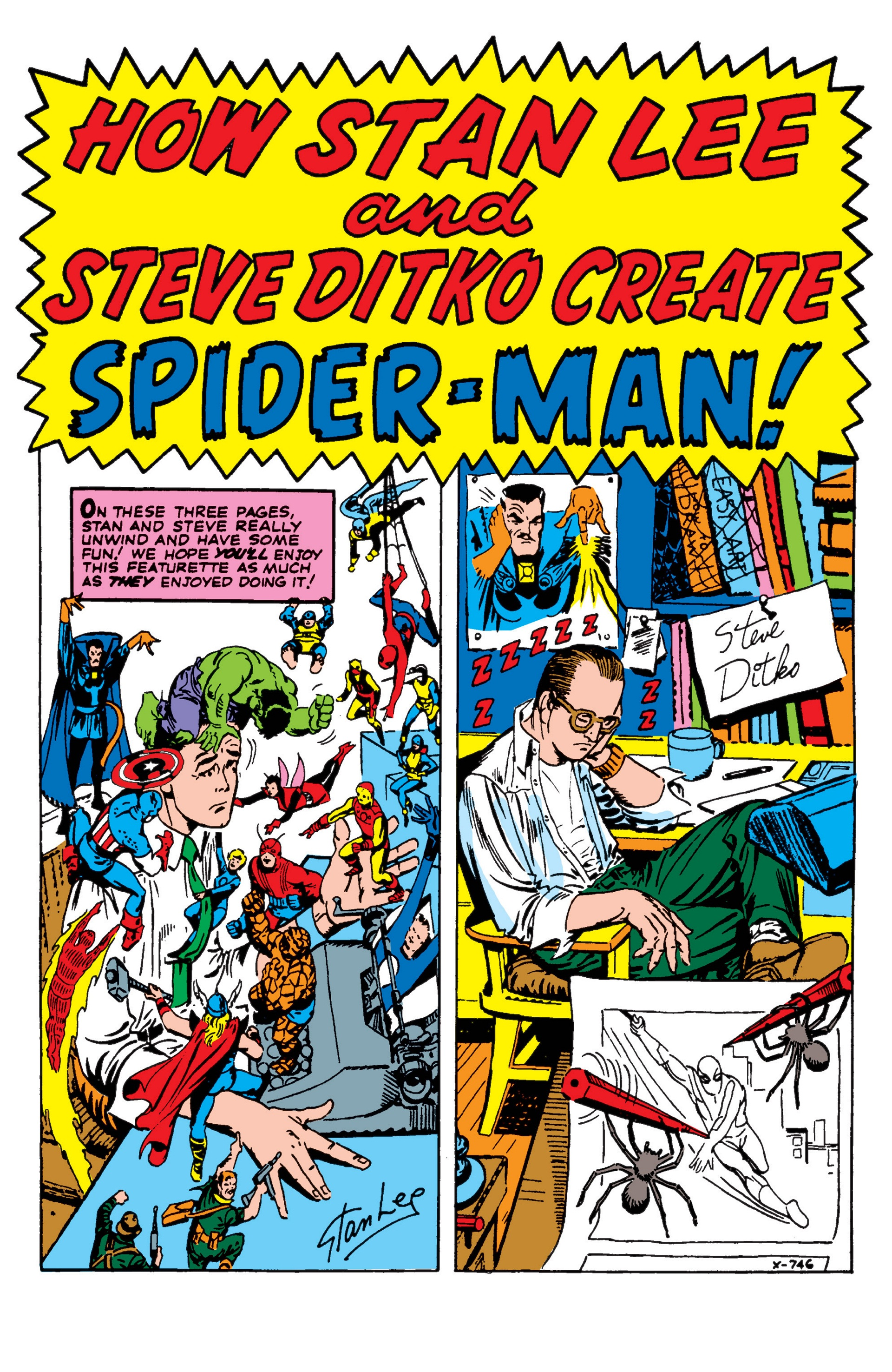 The Amazing Spider-Man (1963) _Annual_1 Page 70