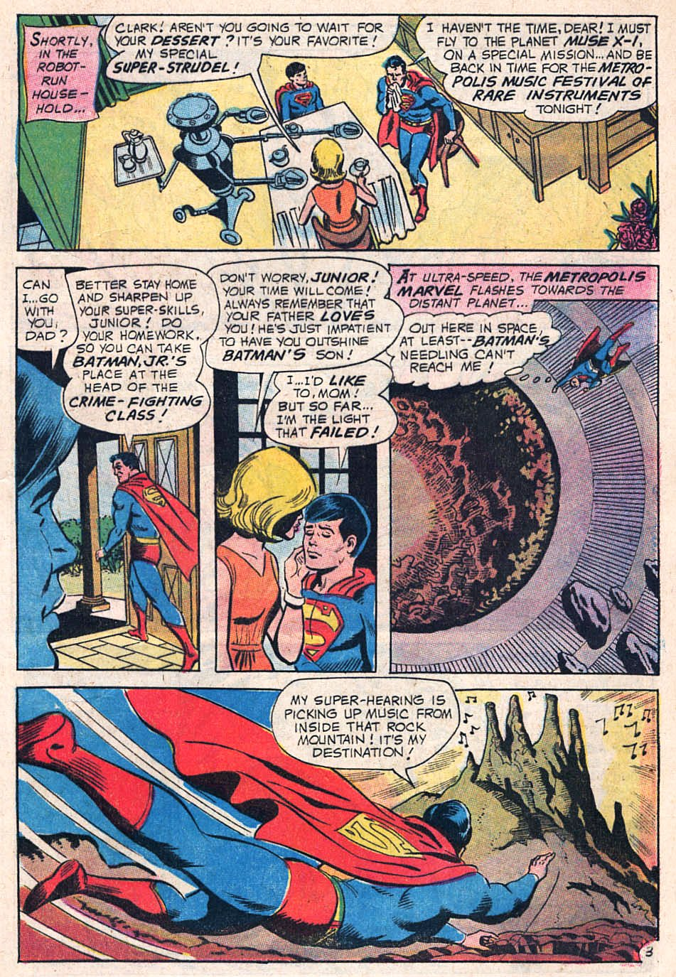 Read online Action Comics (1938) comic -  Issue #391 - 5