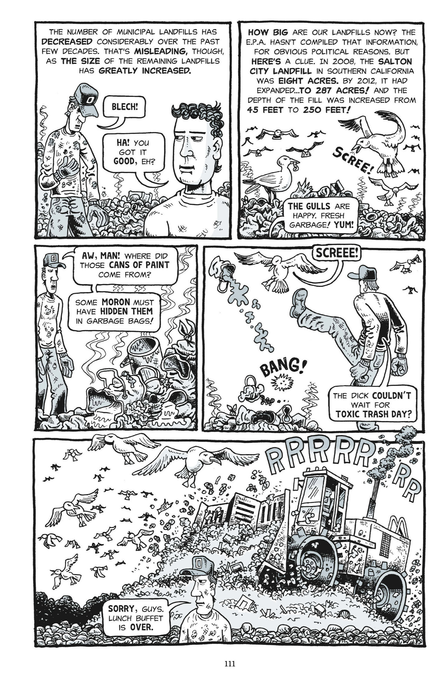 Read online Trashed comic -  Issue # Full - 108