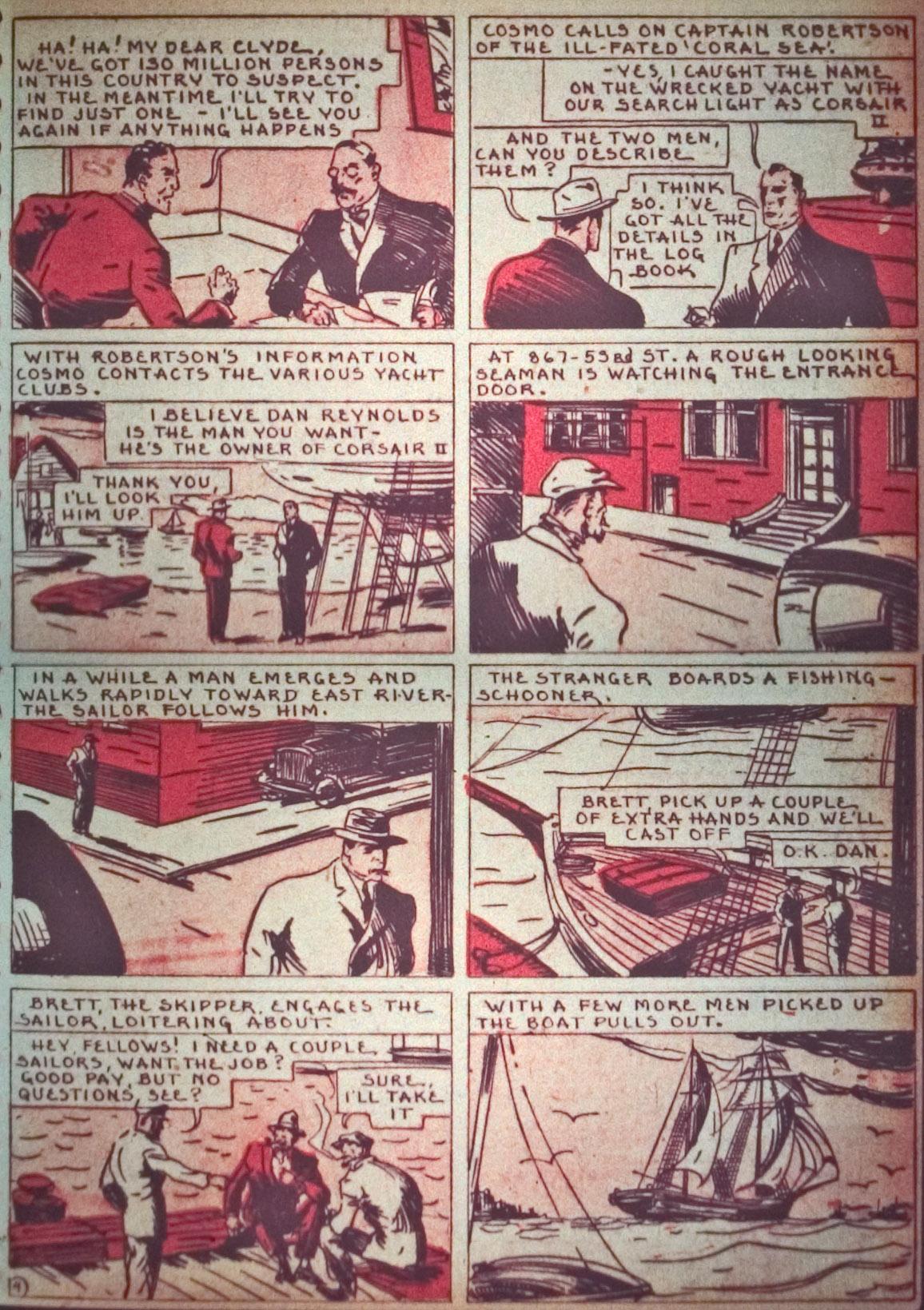 Read online Detective Comics (1937) comic -  Issue #26 - 51
