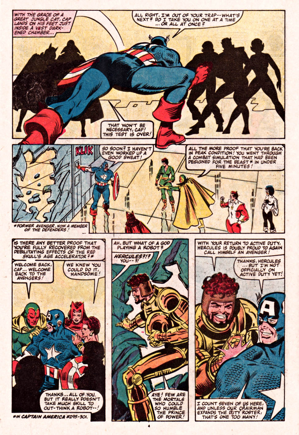 The Avengers (1963) 251 Page 4