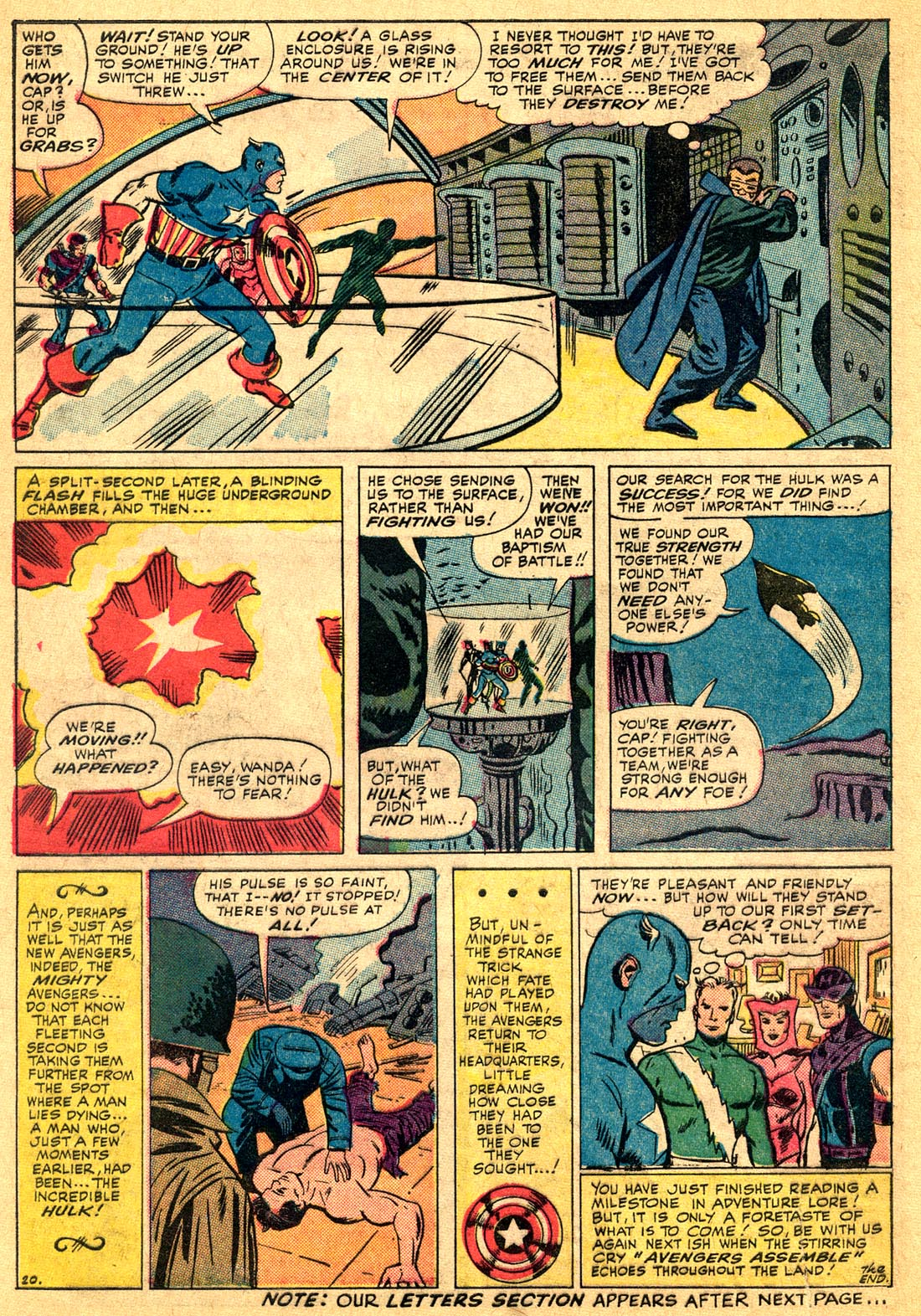 The Avengers (1963) 17 Page 20