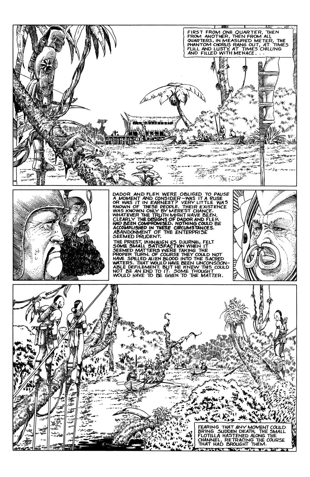 Dark Horse Presents (1986) Issue #37 #42 - English 21
