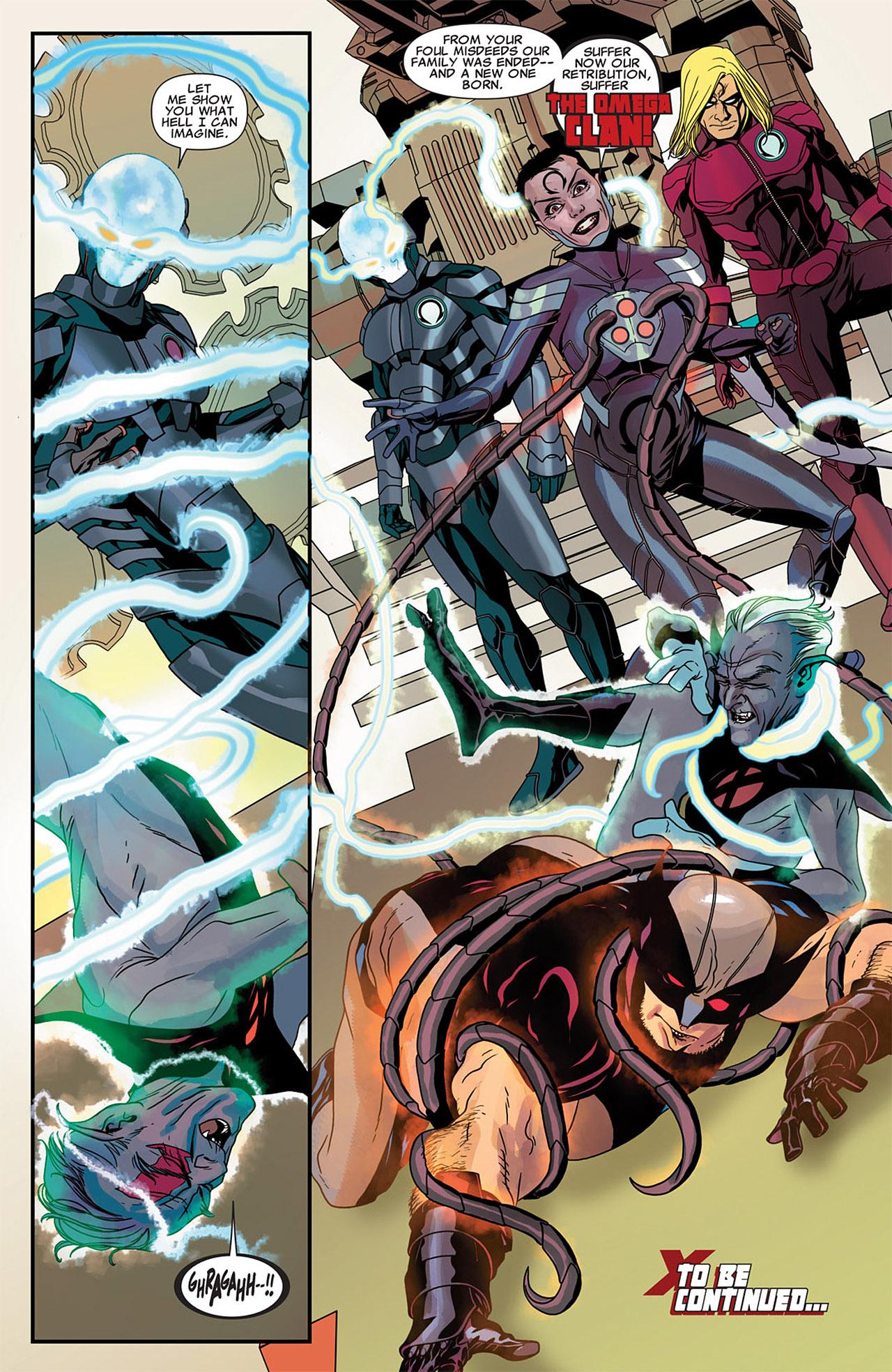 Uncanny X-Force (2010) #25 #27 - English 19