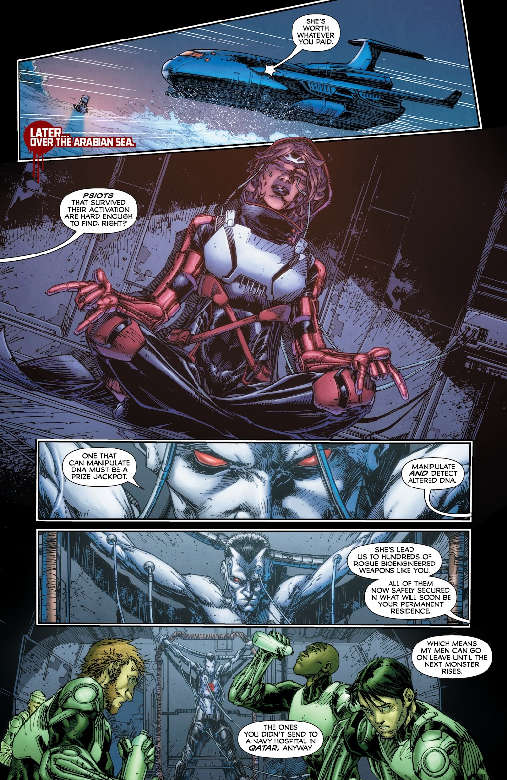 Read online Bloodshot (2019) comic -  Issue #3 - 12