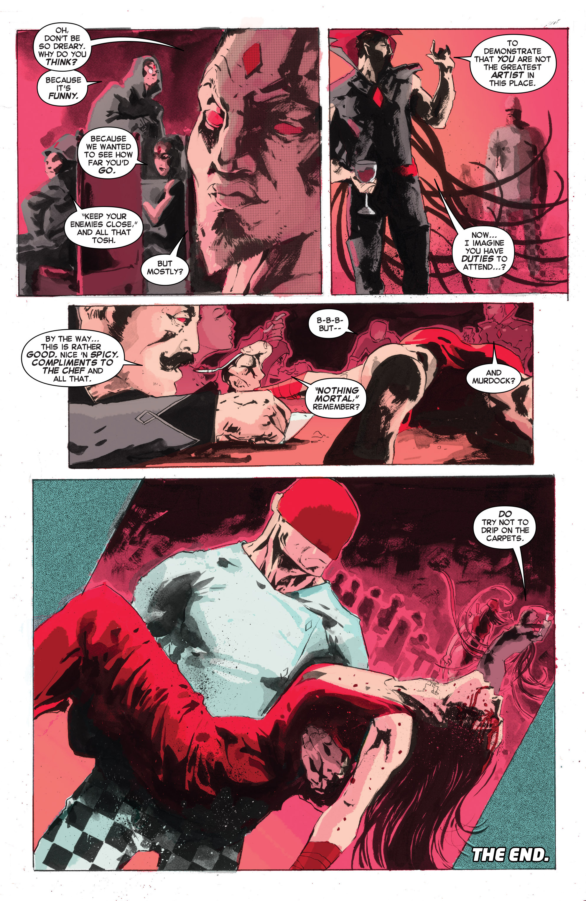 Read online Secret Wars Journal/Battleworld comic -  Issue # TPB - 46