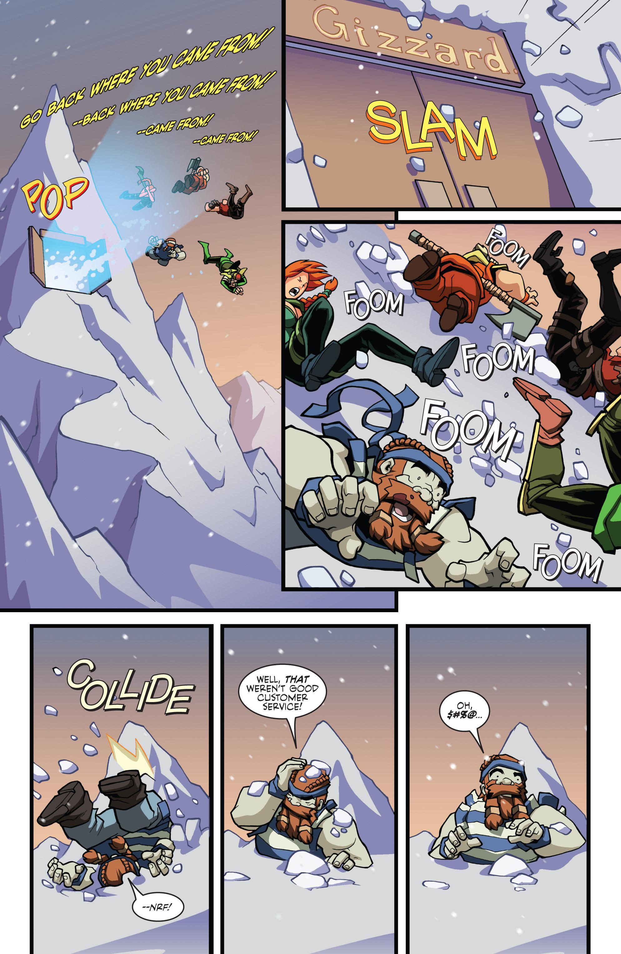 Read online Skullkickers comic -  Issue #23 - 20