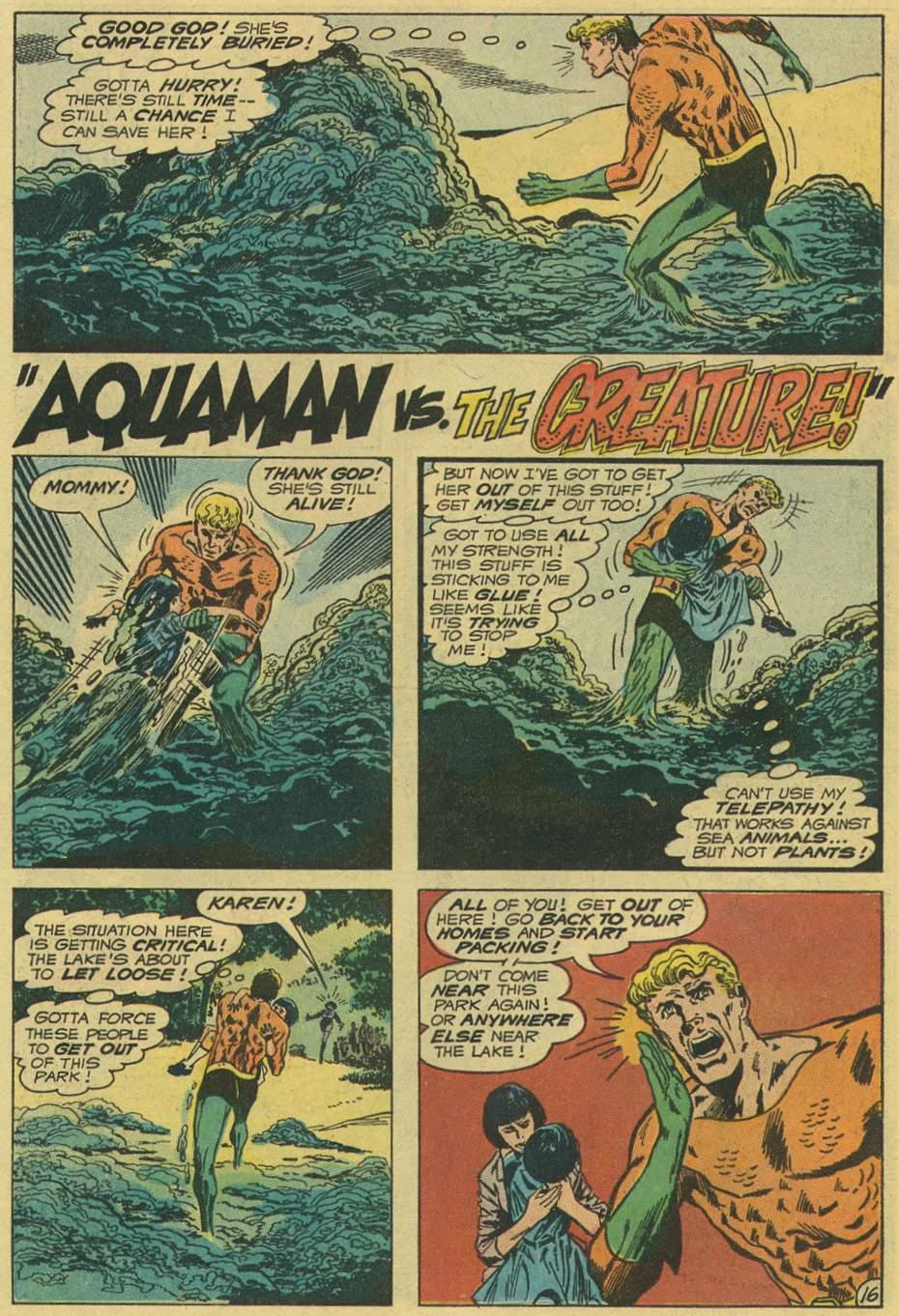 Read online Aquaman (1962) comic -  Issue #56 - 22