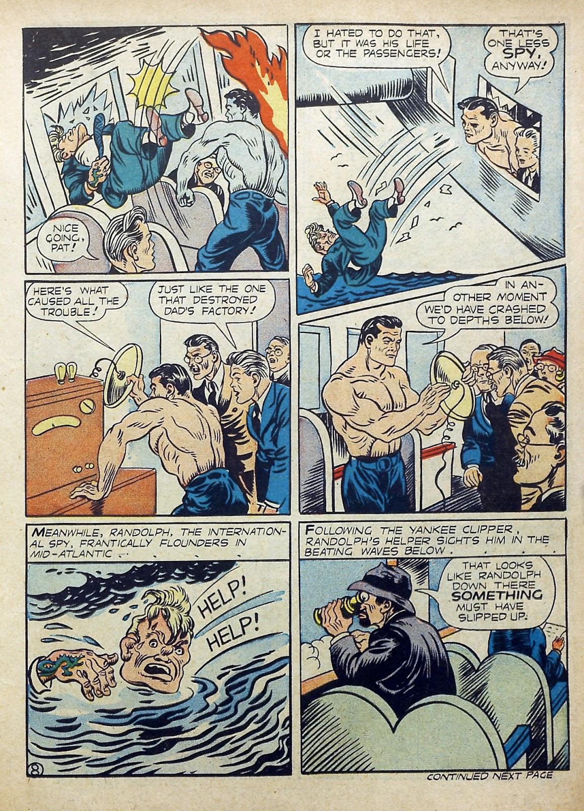 Reglar Fellers Heroic Comics issue 13 - Page 21