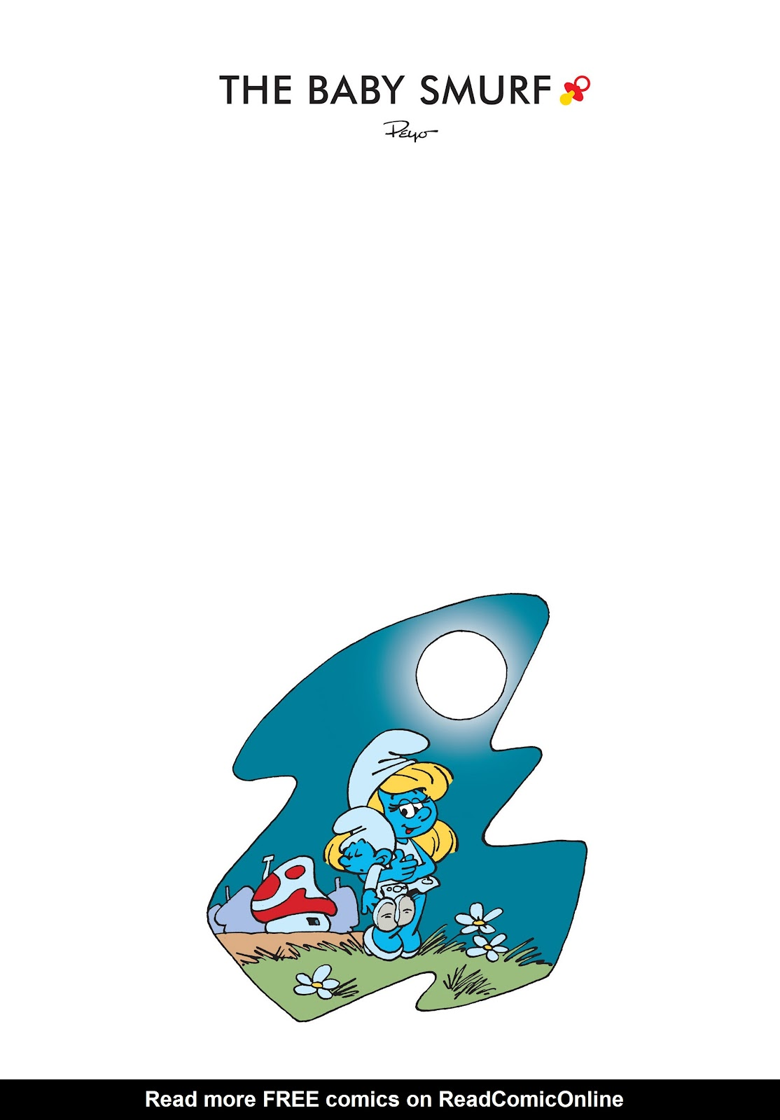 Read online The Smurfs comic -  Issue #14 - 2
